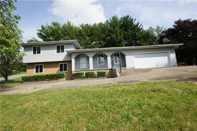 Guernsey County Single Family Home For Sale: 2 Yorkshire Dr