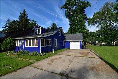 Euclid Multi Family Home For Sale: 120 East 238 St