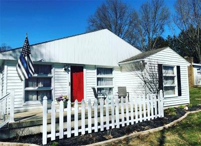 Single Family Home For Sale: 1155 Riggle Dr
