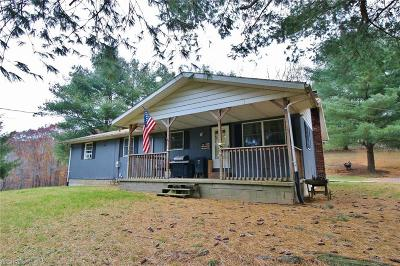 Zanesville Single Family Home For Sale: 3275 National Rd