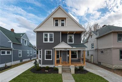 Cleveland Single Family Home For Sale: 7508 Herman Ave