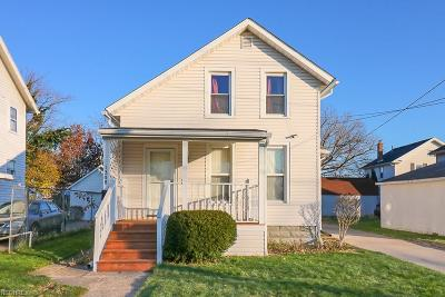 Lorain Single Family Home For Sale: 1308 West 13th St