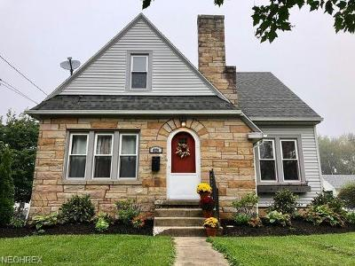 Ashland County Single Family Home For Sale: 826 Sandusky St