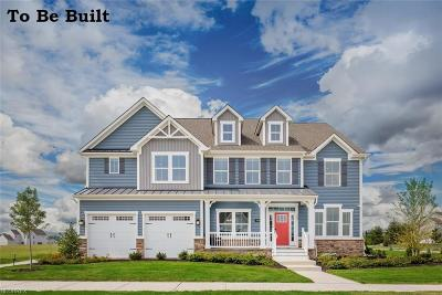 Avon Single Family Home For Sale: 3104 Crosscreek Dr