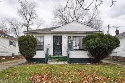 Cleveland Single Family Home For Sale: 4085 East 151st St