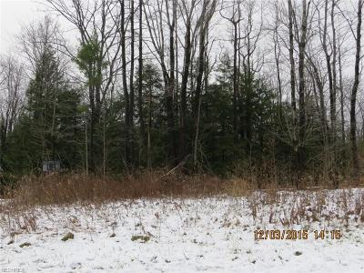 Lake County Residential Lots & Land For Sale: Girdled Rd #Parcel 1