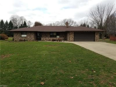Single Family Home For Sale: 3350 Long Rd