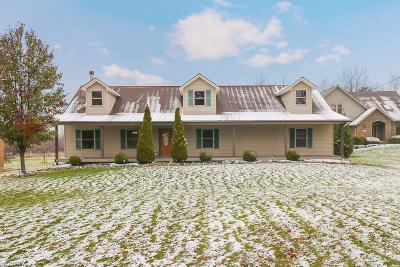 North Royalton Single Family Home For Sale: 4600 Wiltshire Rd