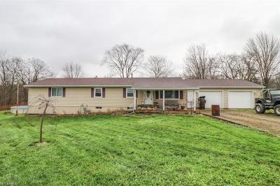 Wellington Single Family Home For Sale: 26287 State Route 58