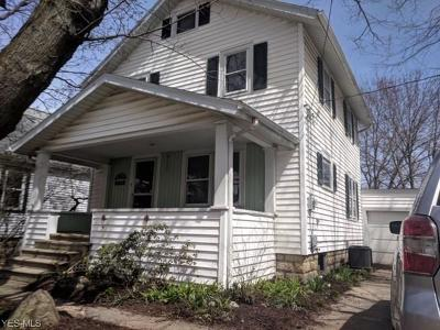 Ashland County Single Family Home For Sale: 1203 Troy Rd