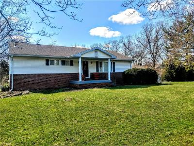 Canfield Single Family Home For Sale: 500 North Broad St