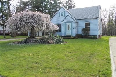 Highland Heights Single Family Home For Sale: 1052 Lander Rd