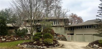 Summit County Single Family Home For Sale: 1211 Oak Knoll Dr