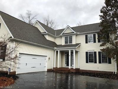Chagrin Falls Single Family Home For Sale: 534 Manor Brook Dr