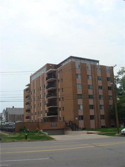 Lakewood Condo/Townhouse For Sale: 12029 Clifton #2