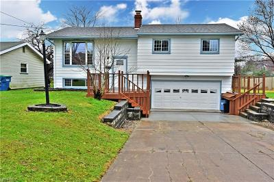 Girard Single Family Home For Sale: 996 Keefer Rd