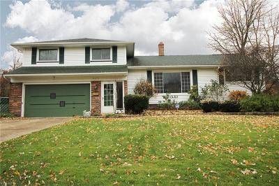 Mayfield Heights Single Family Home For Sale: 6476 Duval Rd