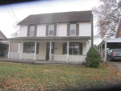 Vienna Single Family Home For Sale: 204 37th St