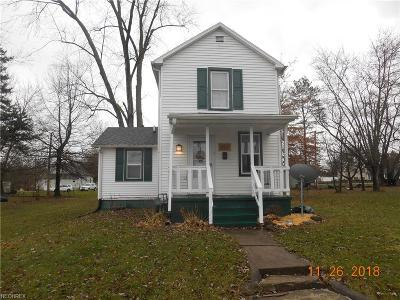 Single Family Home For Sale: 471 West New York Ave