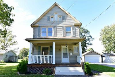 Lorain Single Family Home For Sale: 426 Root Rd