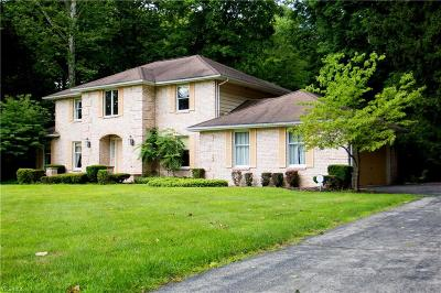 Poland Single Family Home For Sale: 7744 Burgess Run Rd