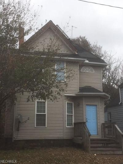 Cleveland Multi Family Home For Sale: 1417 West 85th St