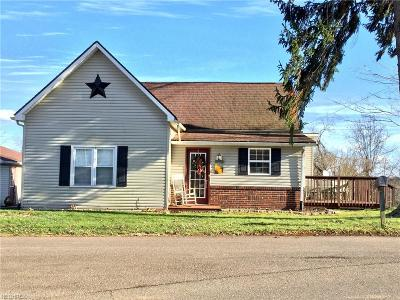 Guernsey County Single Family Home For Sale: 68196 Mount Hermon Rd