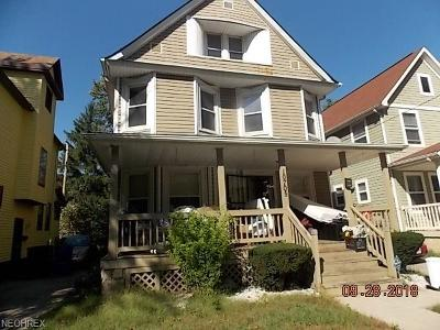 Cleveland Single Family Home For Sale: 10705 Tacoma Ave