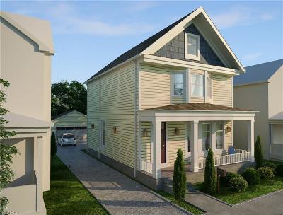Cleveland Single Family Home For Sale: 2291 West 38th St