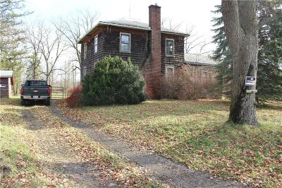 Brunswick Single Family Home For Sale: 897 North Carpenter Rd