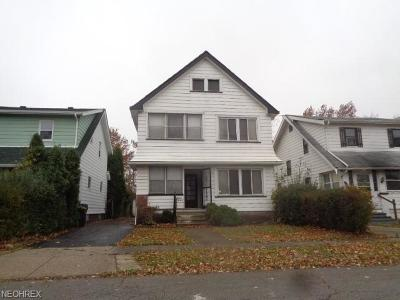Cleveland Multi Family Home For Sale: 1546 East 172