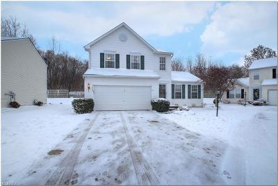 North Ridgeville Single Family Home For Sale: 8465 Antlers Trl