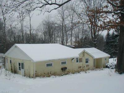 Thompson Single Family Home For Sale: 6326 Madison Rd