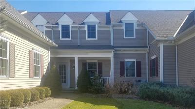 Geauga County Condo/Townhouse For Sale: 16925 Knolls Way