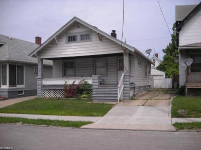 Cleveland Single Family Home For Sale: 7923 Goodman Ave