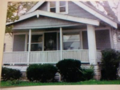 Cleveland Single Family Home For Sale: 14612 Kingsford Avenue