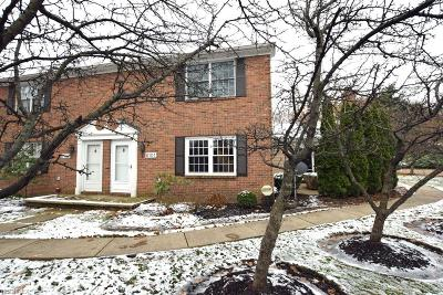 Mentor Condo/Townhouse For Sale: 6101 Cabot Ct