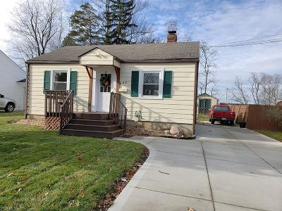 Medina Single Family Home For Sale: 645 Oak St