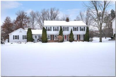 Pepper Pike Single Family Home For Sale: 2560 Snowberry Ln
