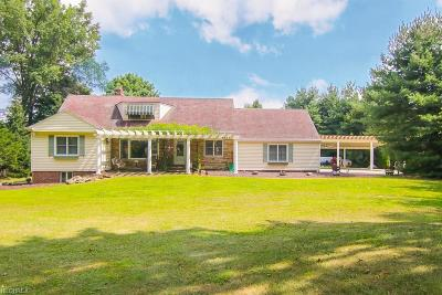 North Olmsted Single Family Home For Sale: 4331 Porter Rd