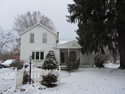 Lorain County Single Family Home For Sale: 164 East Main St