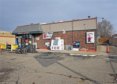 Stark County Commercial For Sale: 1816 Cleveland Ave Northwest