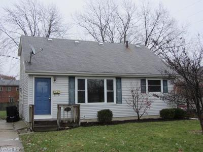 Elyria Single Family Home For Sale: 804 Thornwood St