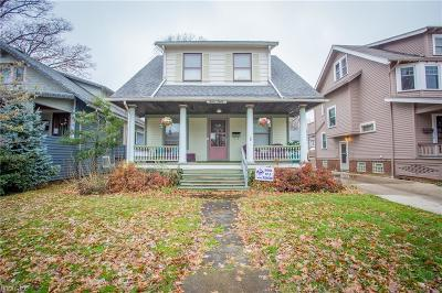 Lakewood Single Family Home For Sale: 1280 French Ave