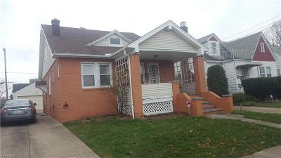 Cleveland Single Family Home For Sale: 19512 Shawnee