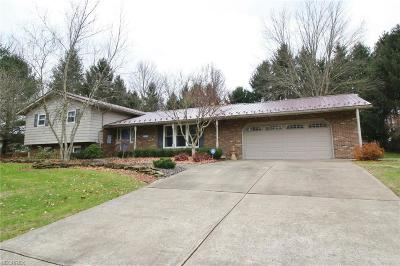 Muskingum County Single Family Home For Sale: 2600 Glenn Cir