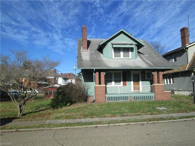 Muskingum County Single Family Home For Sale: 1343 Stanberry Ave