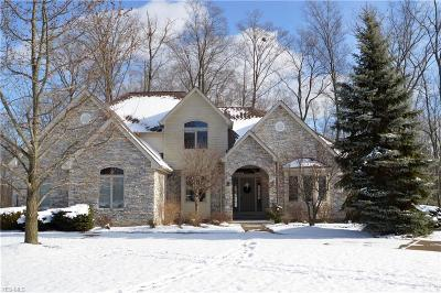 Brecksville Single Family Home For Sale: 4363 Roxburghe Dr