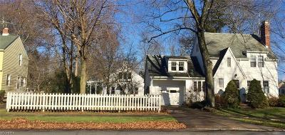 Ravenna Single Family Home Active Under Contract: 1008 W Riddle Avenue