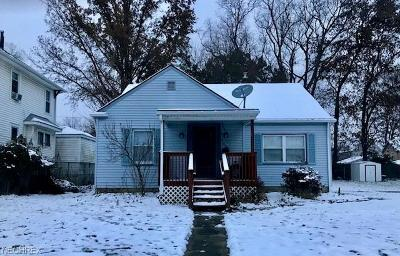 Elyria Single Family Home For Sale: 237 13th St